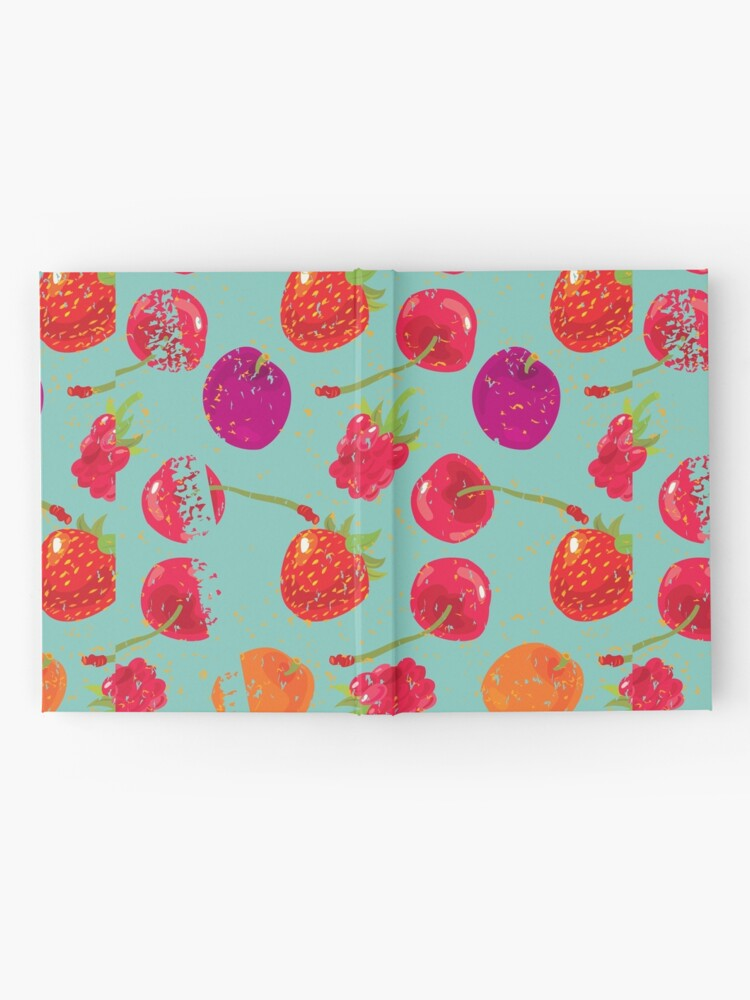 Alternate view of Sweet Berries Hardcover Journal