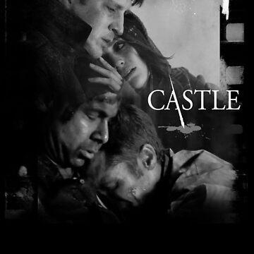 Castle by EllieTheZombie