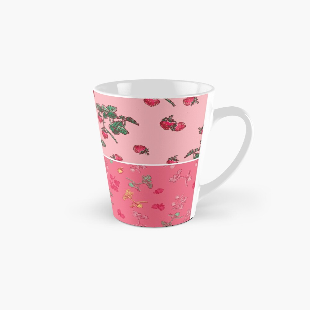 Decorative Berries Pattern Collection Mug