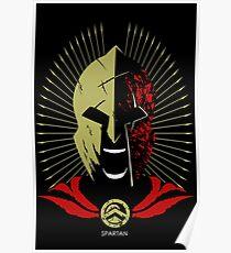Spartan Poster