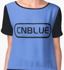 CNBLUE - Logo Chiffon Top
