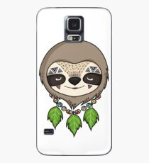 Sloth Head Case/Skin for Samsung Galaxy