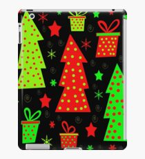 Playful Xmas iPad Case/Skin