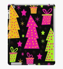 Playful colorful Xmas iPad Case/Skin