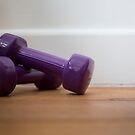 Day 17 - Purple by Hege Nolan