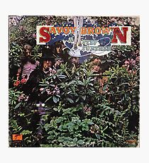 Savoy Brown A Step Further Photographic Print