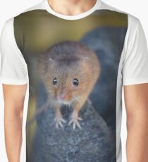 Harvest Mouse Graphic T-Shirt