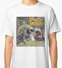 Savoy Brown Looking In Classic T-Shirt