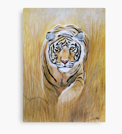 Hunter and Hunted Canvas Print