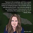 #SciComm100: Shelby Bohn by ScienceBorealis