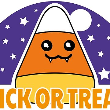 Candy Corn - Trick or Treat? by Kimillo