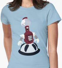 Tom Servo (Simplistic) Womens Fitted T-Shirt