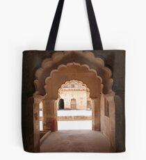 Orchha Arches Tote Bag