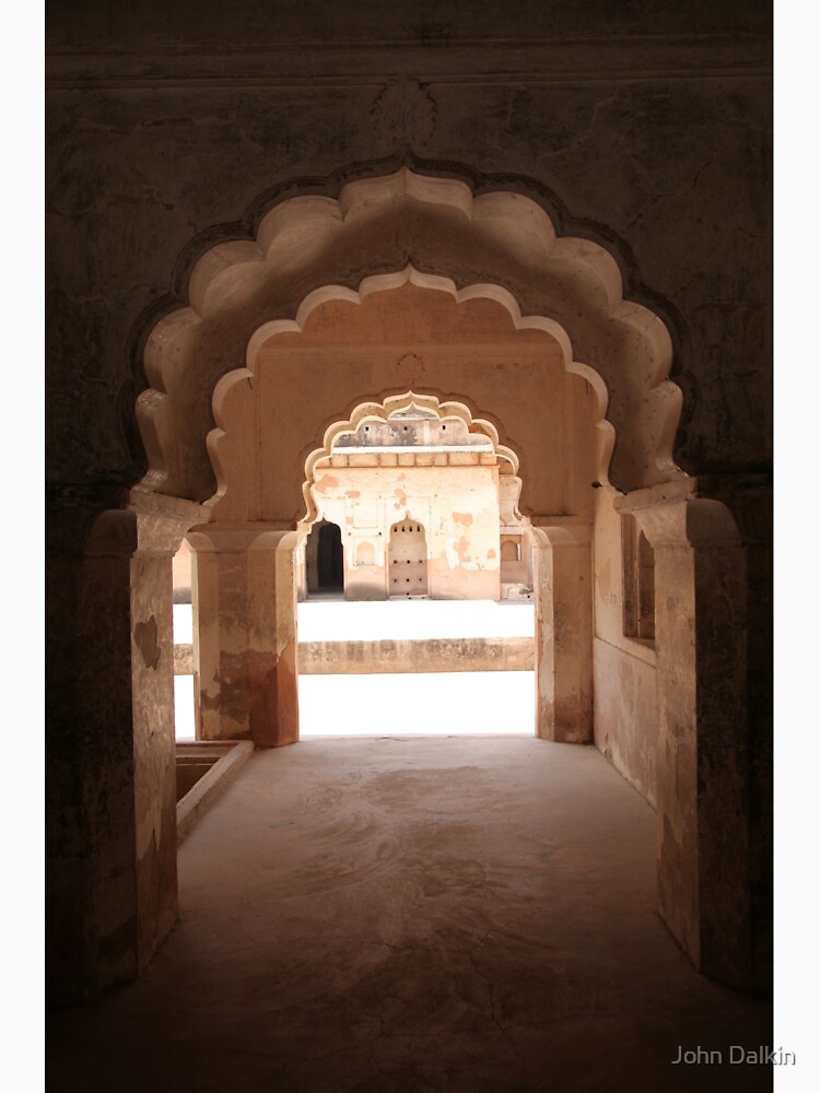 Orchha Arches by JohnDalkin
