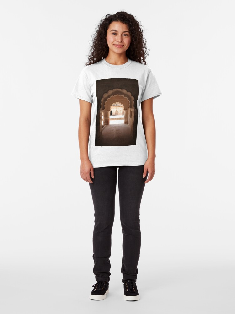 Alternate view of Orchha Arches Classic T-Shirt