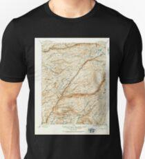 USGS TOPO Map California CA Big Trees 299223 1891 125000 geo T-Shirt