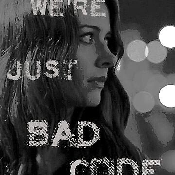 """Root """"Bad Code"""" Noir by PurpleMoose"""