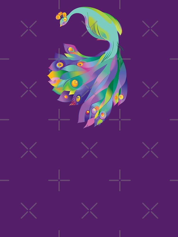 Peacock  by rusanovska