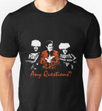 Any Questions? (David S. Pumpkin) T-Shirt