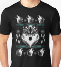 Merry Wolfmas T-Shirt