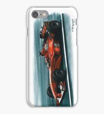 2000 Ferrari F1-2000 iPhone Case/Skin