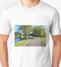 Walk Around The Pond T-Shirt