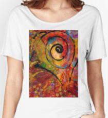 An Artist in Wonderland Women's Relaxed Fit T-Shirt