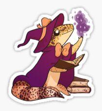 Pegatina Leopard Gecko - Lucy