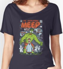 Incredible Meep Women's Relaxed Fit T-Shirt