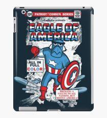 Eagle of America iPad Case/Skin
