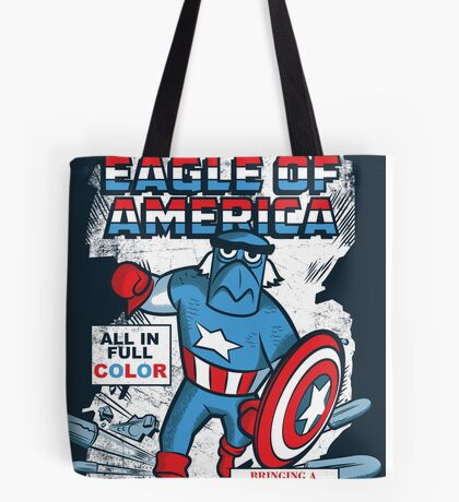 Eagle of America Tote Bag