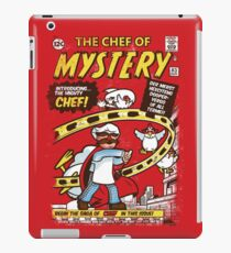 Chef of Mystery iPad Case/Skin