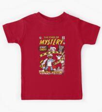 Chef of Mystery Kids Tee