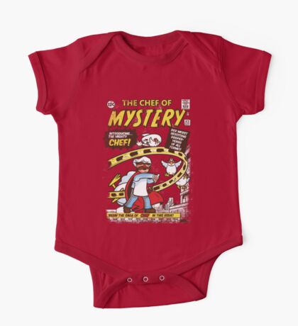 Chef of Mystery Kids Clothes