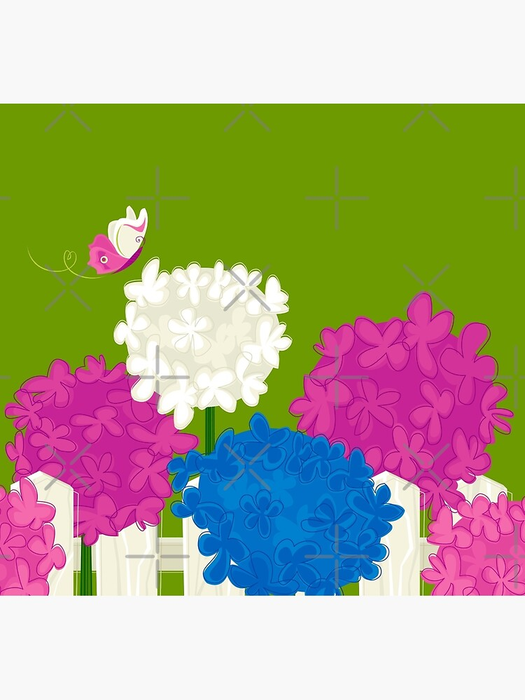 Flower Garden by rusanovska