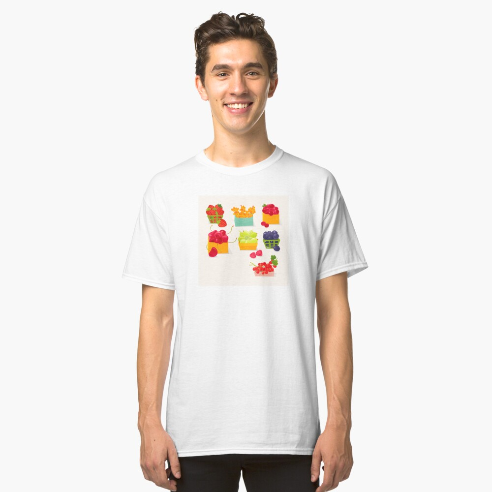 Sweet Berries Classic T-Shirt