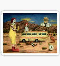 Fast Food Nightmare 5 Sticker