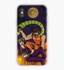 Monster Tendency iPhone Case