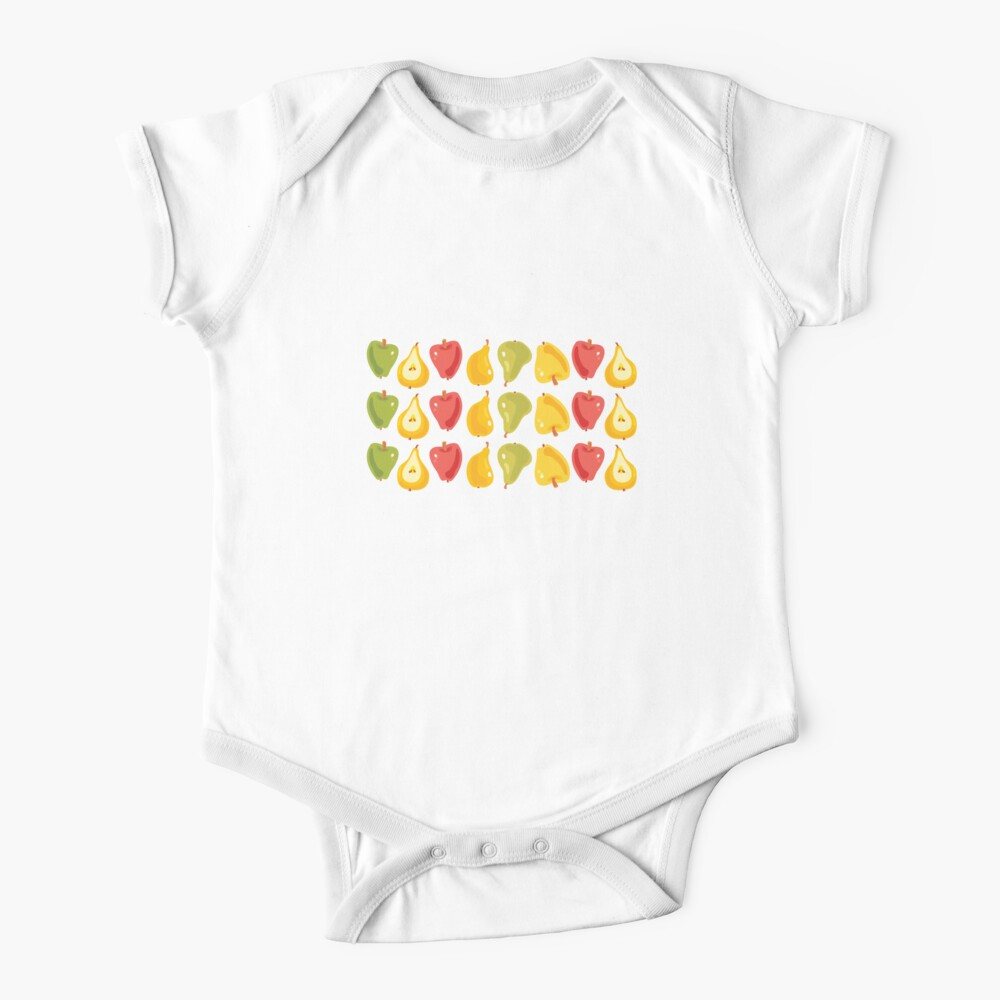 Apples & Pears Baby One-Piece
