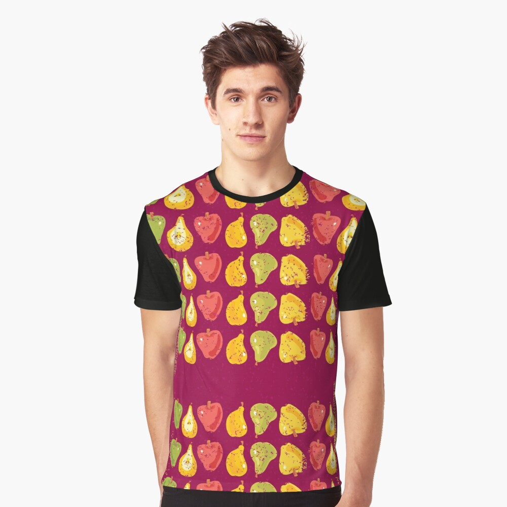 Apples & Pears Graphic T-Shirt
