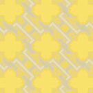 Yellow Geometric Pattern by rusanovska