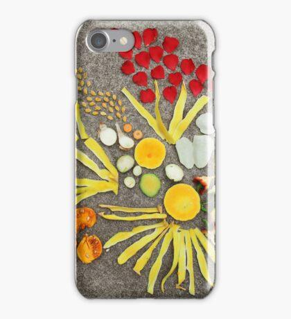 composting art iPhone Case/Skin