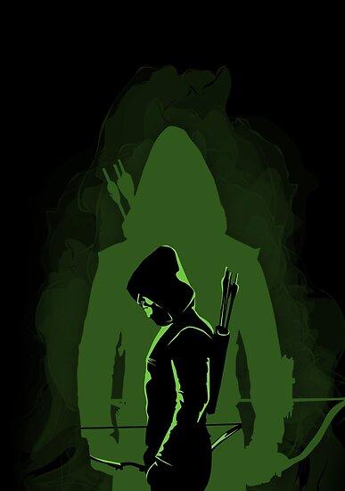 Green shadow by SxedioStudio