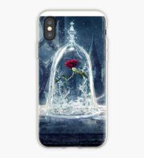 Vinilo o funda para iPhone Rosa Encantada