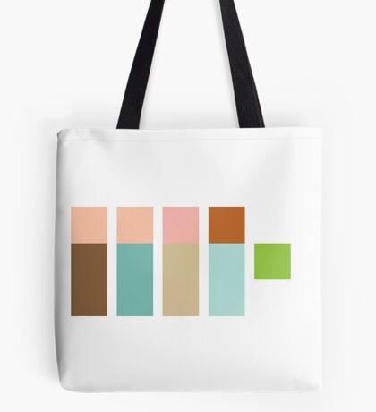 The Real Ghostpixels Tote Bag