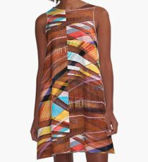 Unchained A-Line Dress