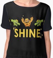 Shine! Cacnea Women's Chiffon Top