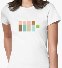 The Real Ghostpixels Women's Fitted T-Shirt