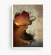 Jericho Rose. Canvas Print