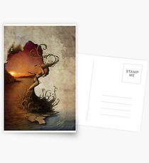 Jericho Rose. Postcards